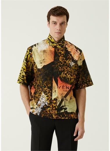Givenchy Gömlek Renkli